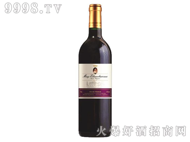 梅・伊利莲女爵典雅红葡萄酒