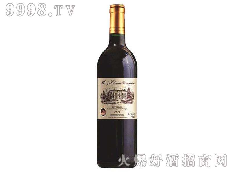 梅・伊利莲女爵奥克红葡萄酒