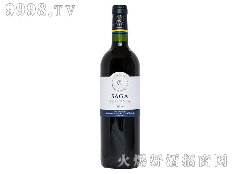 拉菲传说红葡萄酒