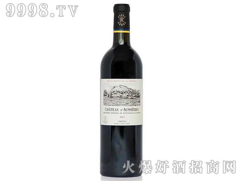 拉菲奥希耶维尔古堡红葡萄酒