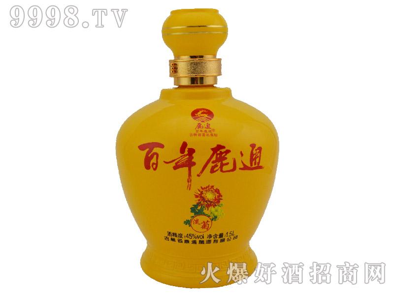 百年鹿通酒・淡菊