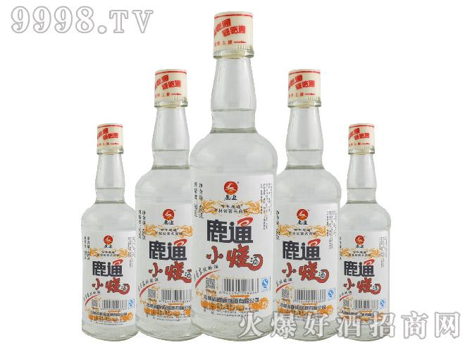 百年鹿通酒・小烧