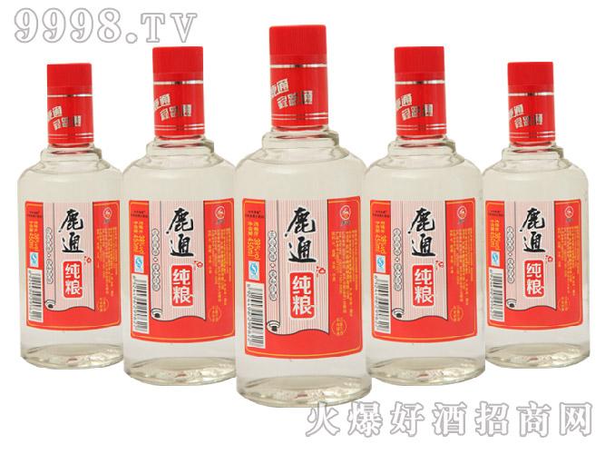 百年鹿通酒・纯粮