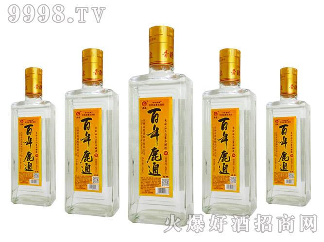 百年鹿通酒・洞藏经典