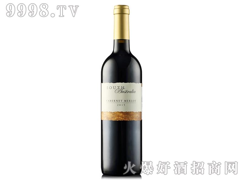 澳大利亚示爱赤霞珠梅洛干红葡萄酒