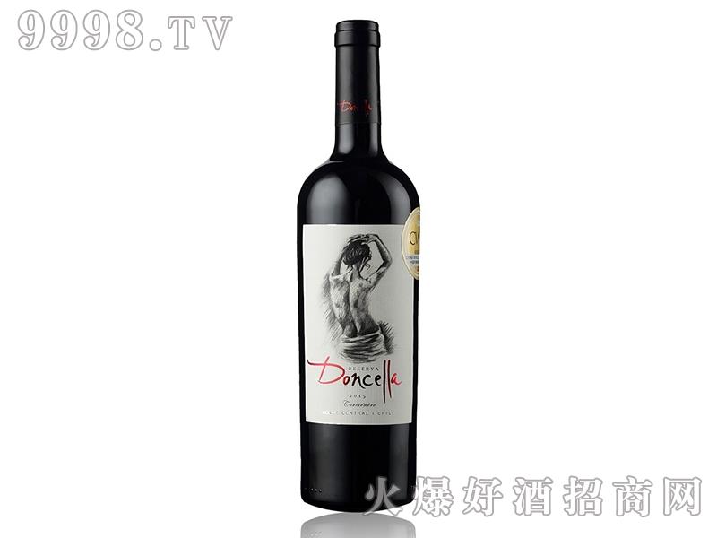 智利茜娅公主珍藏卡曼尼干红葡萄酒
