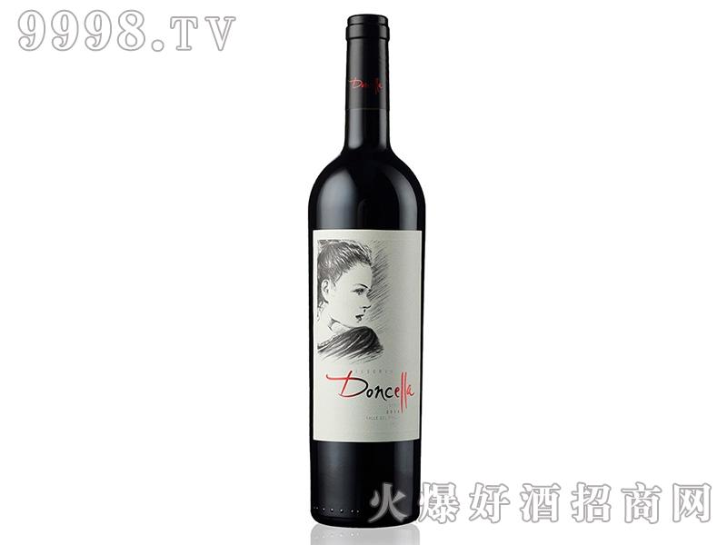 智利茜娅公主格兰珍藏西拉干红葡萄酒