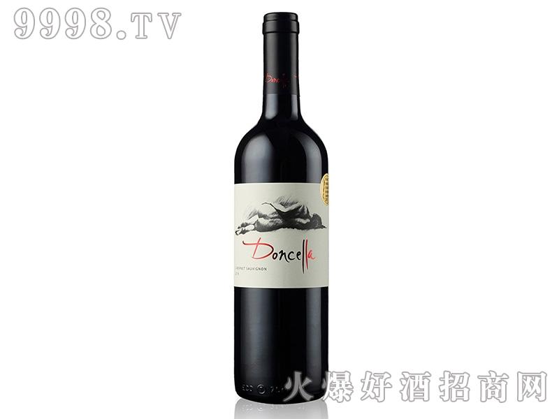 智利茜娅公主赤霞珠干红葡萄酒