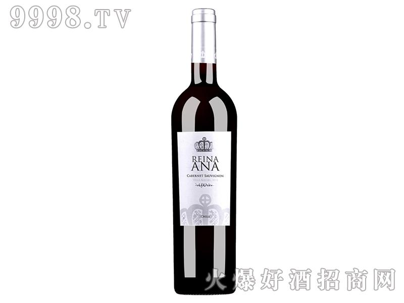 智利安娜皇冠珍藏赤霞珠干红葡萄酒