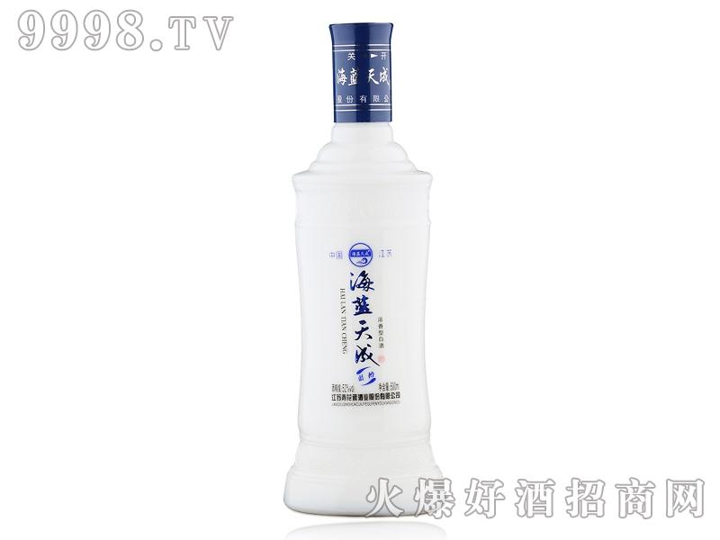 洋河镇海蓝天成(蓝樽)酒