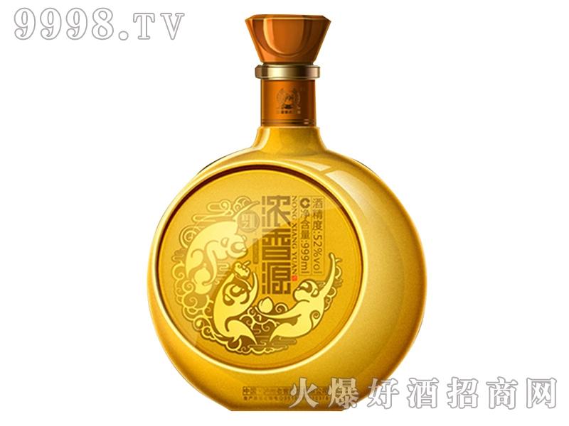 泸州老窖浓香源祥之礼酒(金猴)999ml