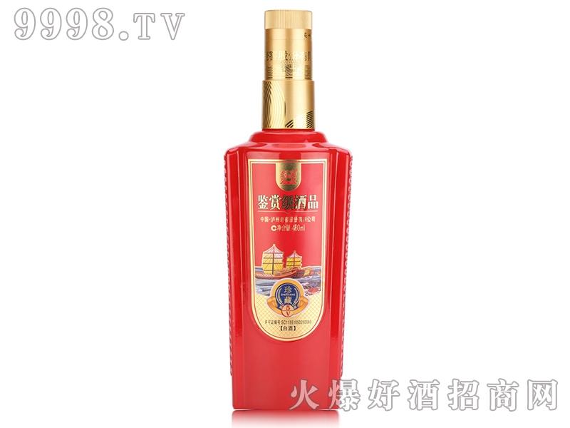 泸州老窖鉴赏级酒品珍藏5V