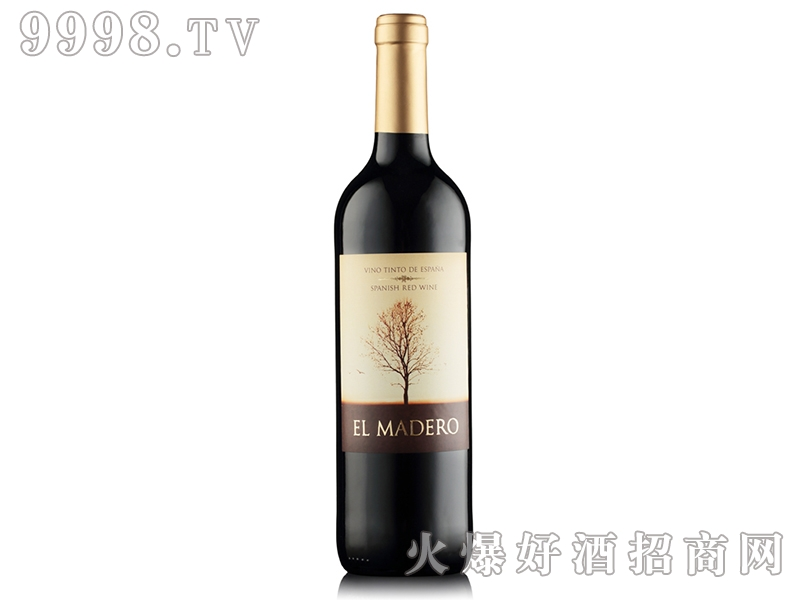 西班牙奥瑞安神树干红葡萄酒