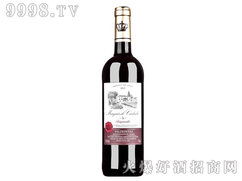 西班牙奥瑞安传说干红葡萄酒