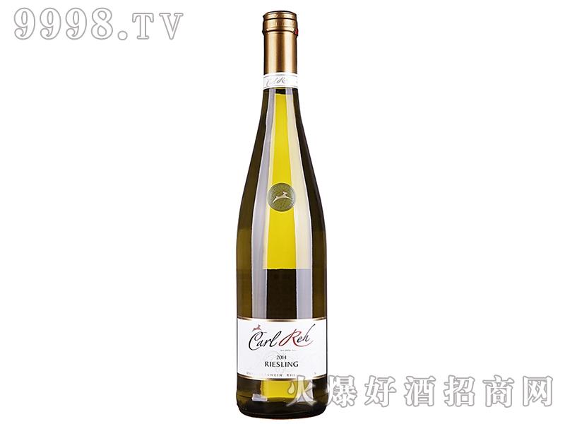 德国卡尔雷干白葡萄酒