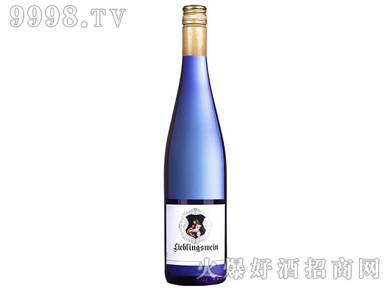 德国缤飞蝶圣爱白葡萄酒