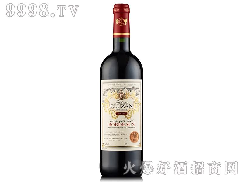 法国克鲁赞庄园干红葡萄酒