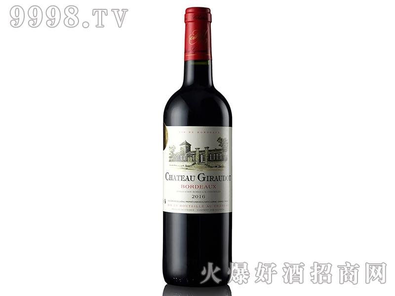 法国嘉乐多城堡干红葡萄酒