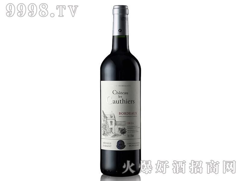法国歌捷城堡干红葡萄酒