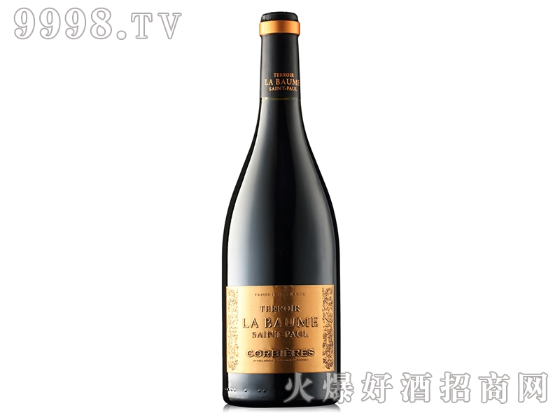 法国芳香庄园科比埃干红葡萄酒