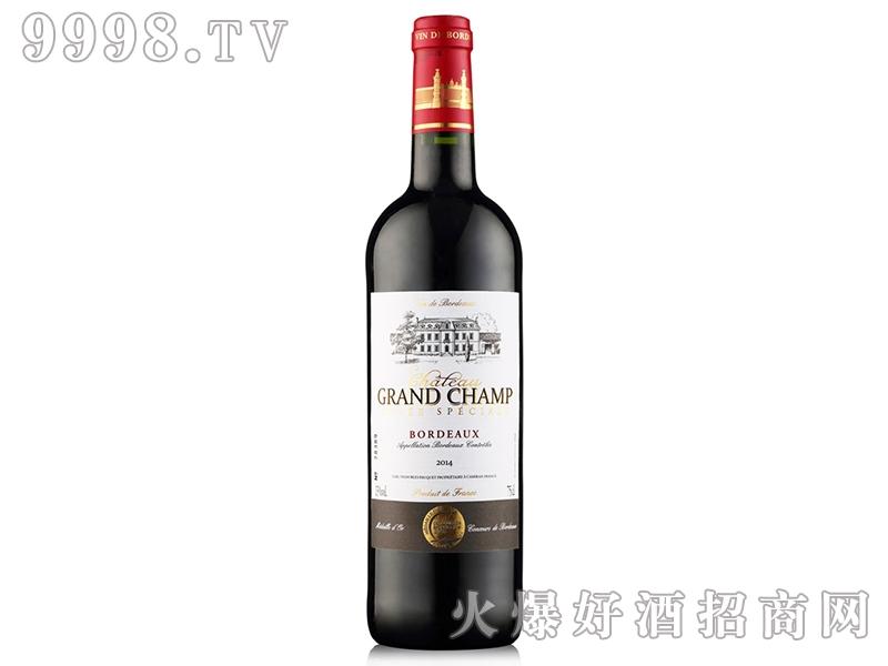 法国大尚庄园干红葡萄酒