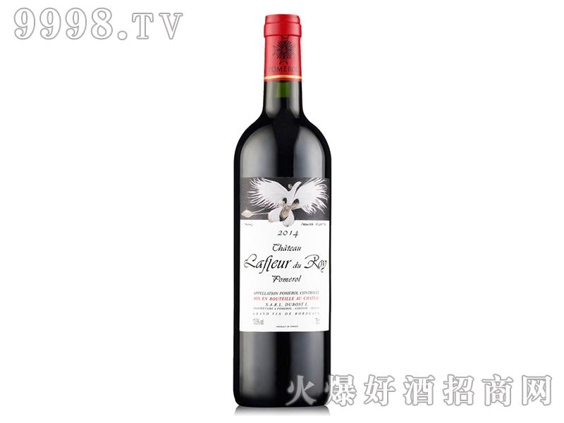 法国百花庄园干红葡萄酒