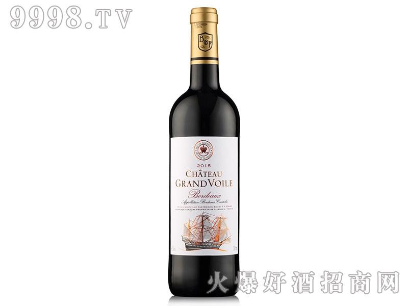 法国大龙船庄园干红葡萄酒