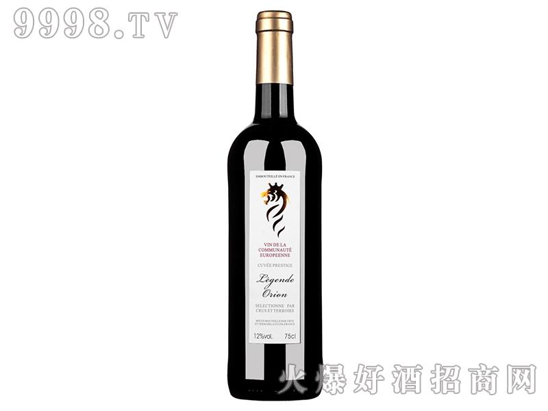 法国奥瑞安雄狮干红葡萄酒