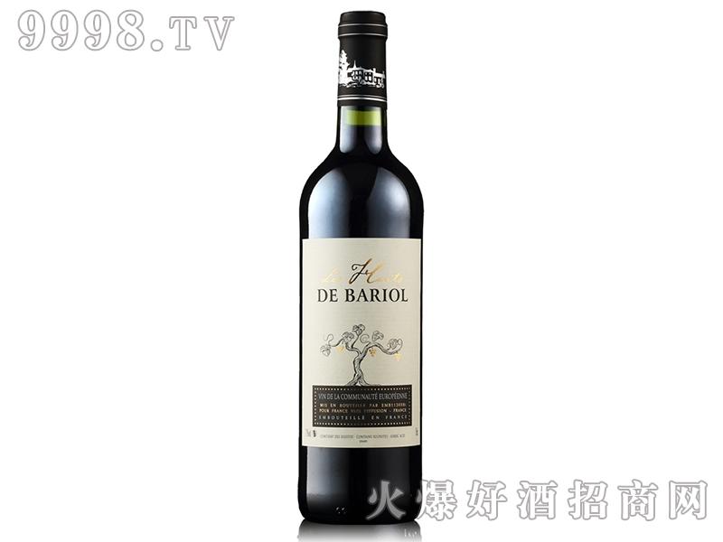 法国巴里奥干红葡萄酒