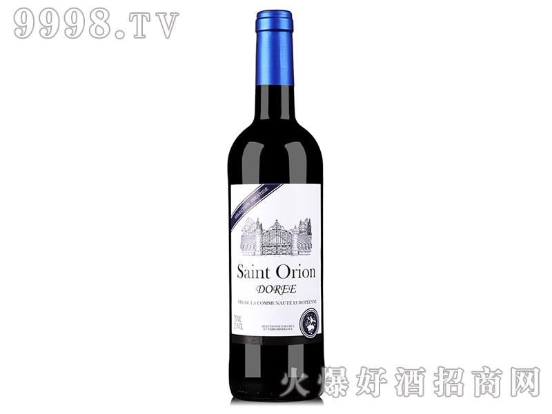 法国奥瑞安传奇干红葡萄酒