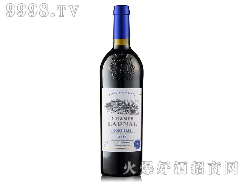 法国尚诺蒙干红葡萄酒(新款)
