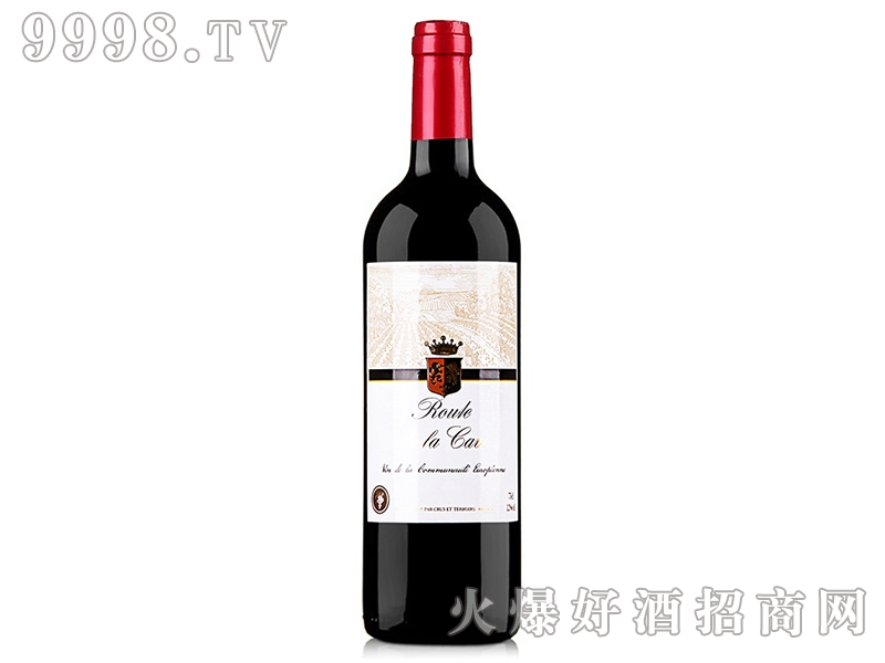 法国奥瑞安卡弗干红葡萄酒