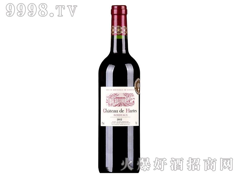 法国阿尔特庄园AOP干红葡萄酒