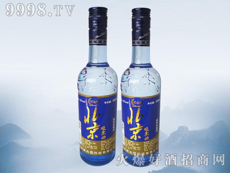 顺栗酒42°500ml(光瓶)
