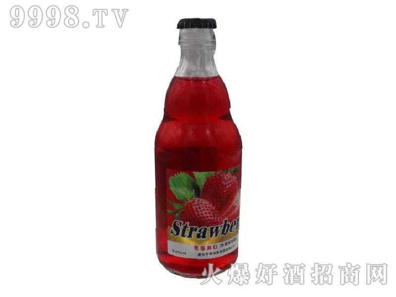 莲池草莓爽口配制酒-好酒招商信息
