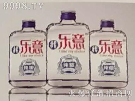 外交家乐意纯粮酒100ml