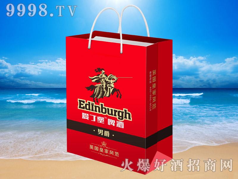 英国爱丁堡啤酒男爵(手提袋)