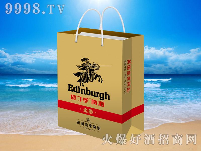 英国爱丁堡啤酒金爵(手提袋)