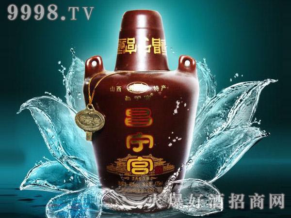 昌宁宫酒45°475ml