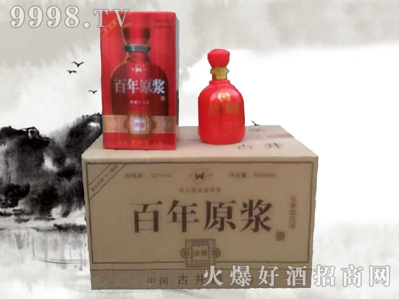 万顺百年原浆酒・淡雅