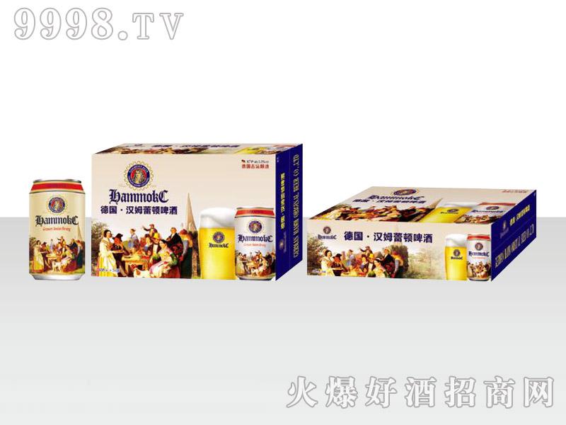 德国・汉姆蕾顿啤酒330ml×24罐
