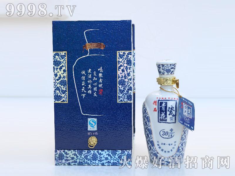 青花瓷精品酒30・天尊
