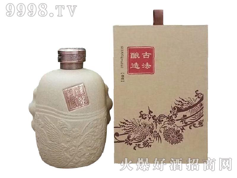 中粮原浆酒・泥凤凰坛5斤