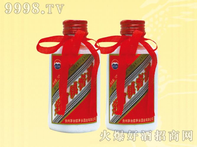 茅台镇窖酒52度125ml