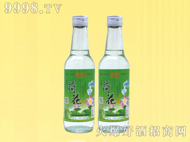 京皇荷花酒42度250ml