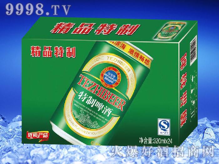 滨海情精品特制啤酒320ml