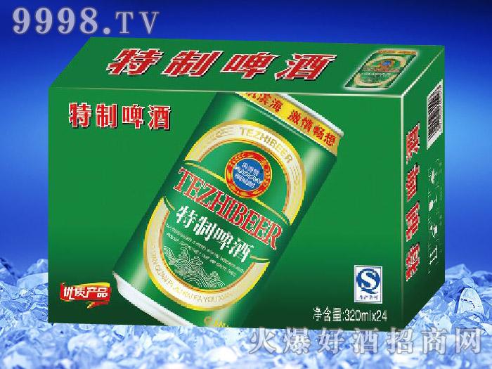 滨海情特制啤酒