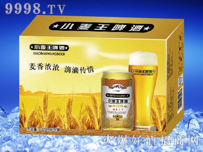 滨海情小麦王啤酒320ml