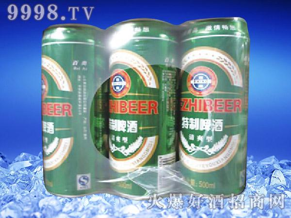 滨海情特制啤酒500ml×9