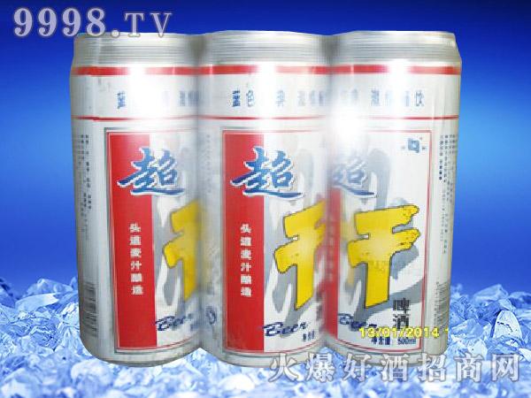 滨海情超干啤酒500ml×9